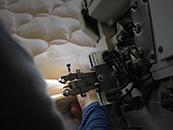 なお、ニトリ様向けのPBマットレス商品の製造も行っております。