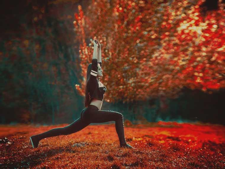 秋のスポーツ