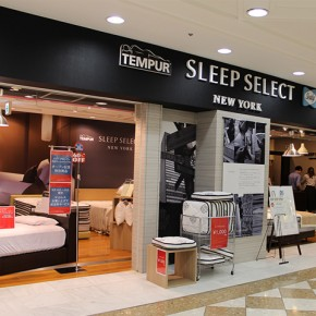 SLEEP SELECT NEW YORK 池袋サンシャインシティ店です
